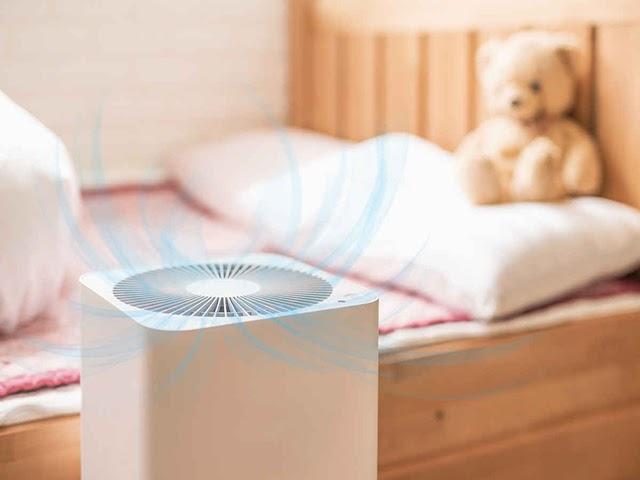 Có nên để máy hút ẩm trong phòng ngủ