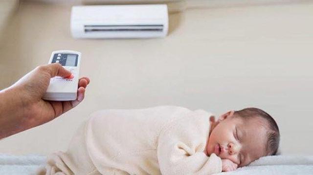Độ ẩm phòng thích hợp cho trẻ sơ sinh