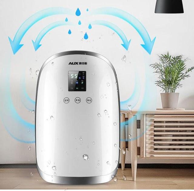 Kinh nghiệm mua máy hút ẩm