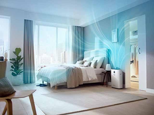 Máy hút ẩm phòng ngủ giá rẻ