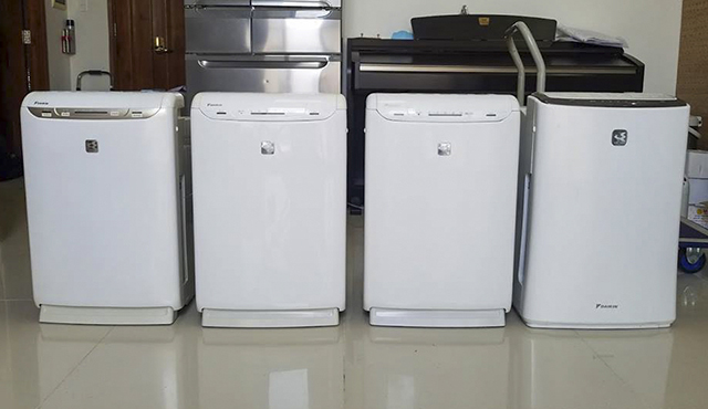 kinh nghiệm mua máy hút ẩm nội địa Nhật
