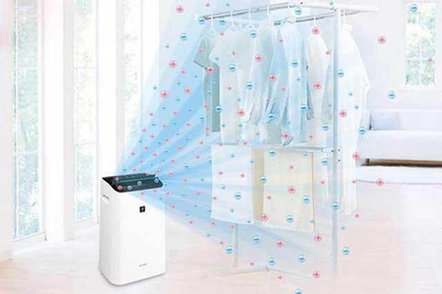 máy hút ẩm của Nhật