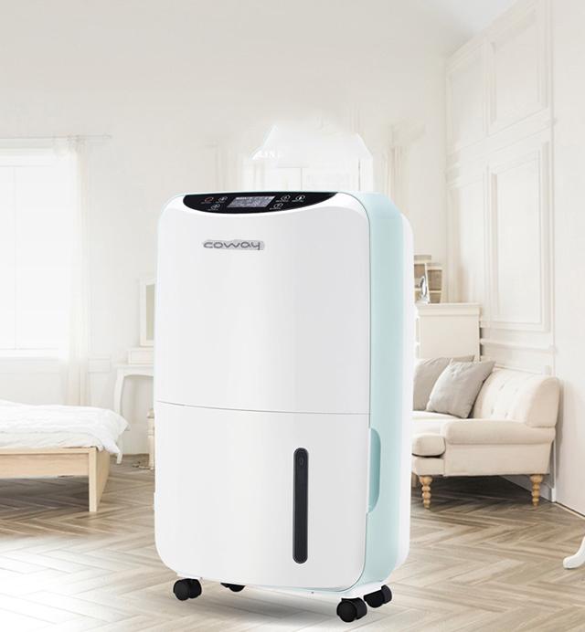 máy hút ẩm của Hàn Quốc